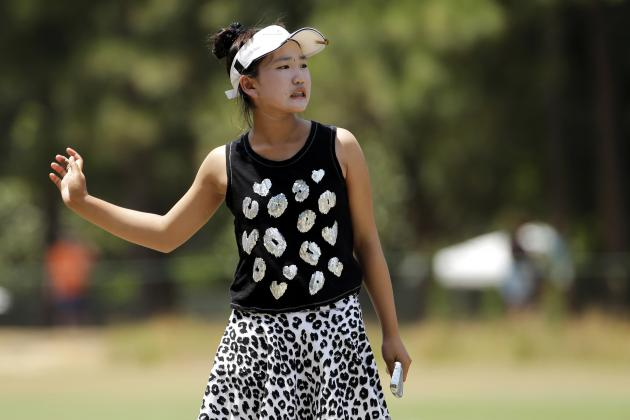 Lucy Li Shows Flashes of Potential Despite Missing Cut at US Women's Open