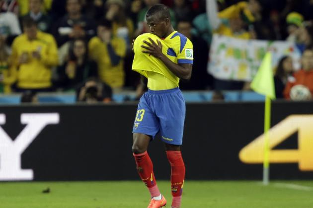 Twitter Reacts to Enner Valencia's Performance vs. Honduras