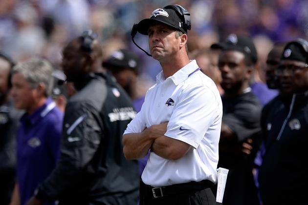 Ravens Are Healthiest Ever Under Harbaugh