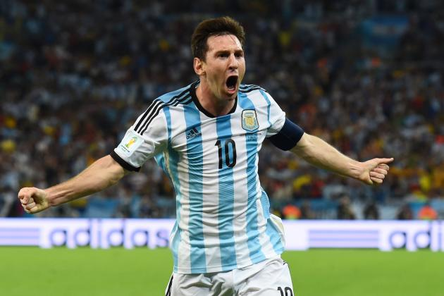 Argentina vs. Iran: Simulating Group F World Cup Match Using FIFA 14 on Xbox One