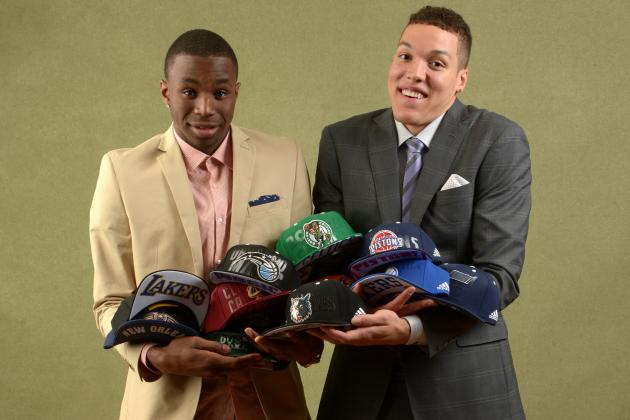 NBA Mock Draft 2014: Updated Picks and Projectons for Entire 1st Round