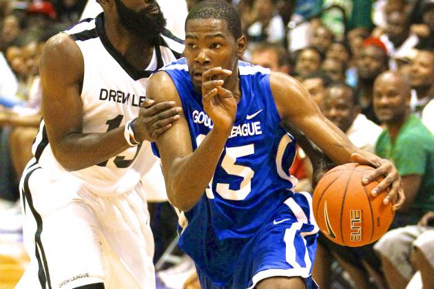 Inside LA's Summer Pro-Am Hoops Institutions, the Drew League and Venice Beach
