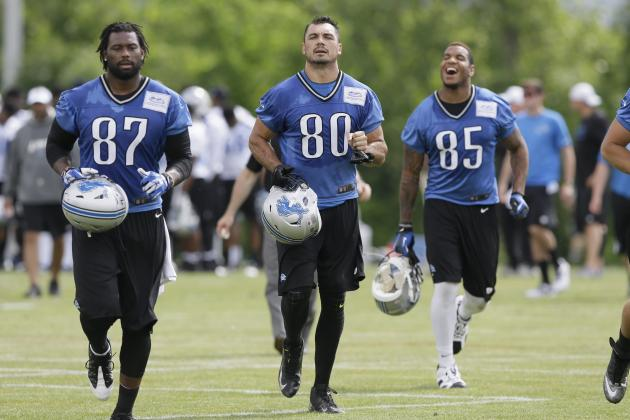 Detroit Lions: Full Position Breakdown and Depth Chart Analysis at Tight End