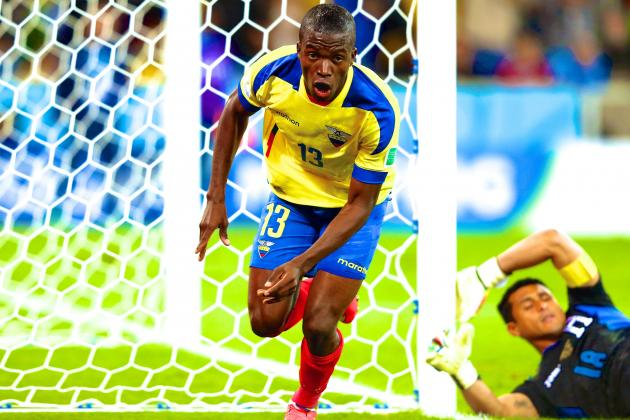 Honduras vs. Ecuador: Enner Valencia Beats Carlo Costly in Battle of Key Men