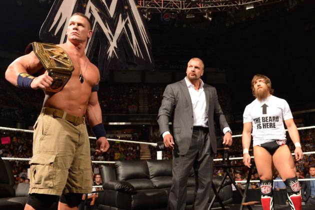John Cena Is Primed for 15th World Title Run in Daniel Bryan's Absence