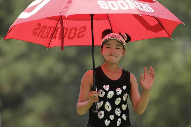 Lucy Li Missed the Cut but Made History at the U.S. Women's Open