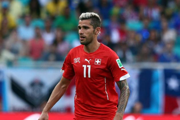 Why Valon Behrami Is Under Most Pressure for Switzerland Following France Loss