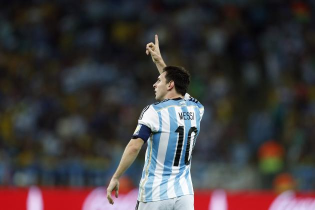 World Cup 2014: Schedule, Match Odds and Predictions for Day 10