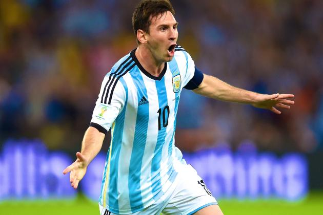 Lionel Messi, Argentina Must Assert Themselves vs. Iran