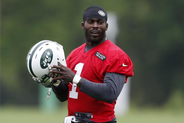Michael Vick Wise to Support Geno Smith for Jets' Starting QB Job