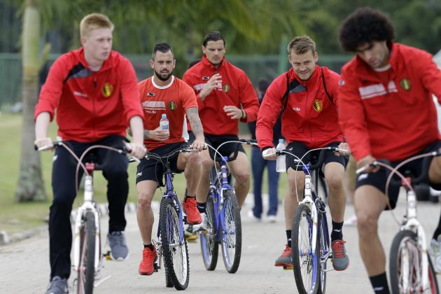 Belgium vs. Russia: Date, Time, Live Stream, TV Info and 2014 World Cup Preview