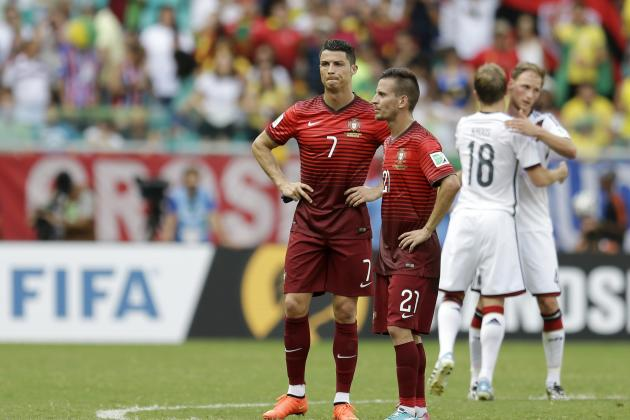 USA vs. Portugal: Date, Time, Live Stream, TV Info and 2014 World Cup Preview