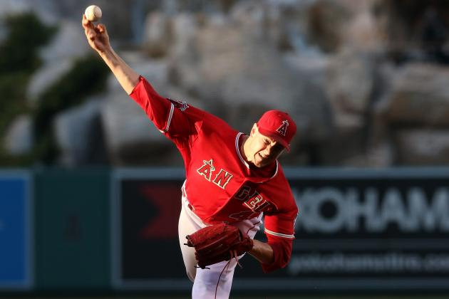 Angels Give Bullpen a Breather in Win Against Texas