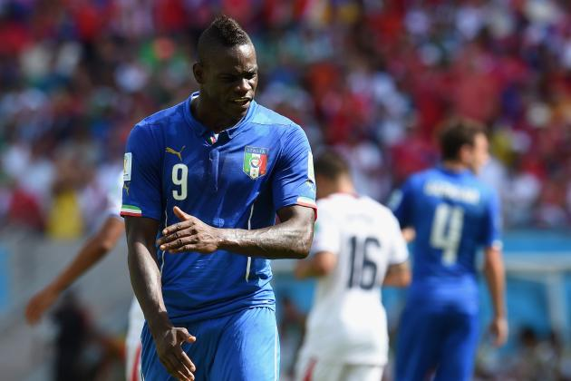 World Cup 2014: Has Italy Botched Its Chance to Advance to Knockout Stage?