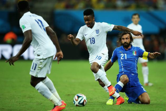 Liverpool's Raheem Sterling Needs to Handle Pressure of Being England Golden Boy