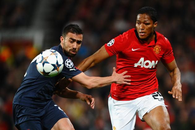 Antonio Valencia Signs New 3-Year Deal with Manchester United