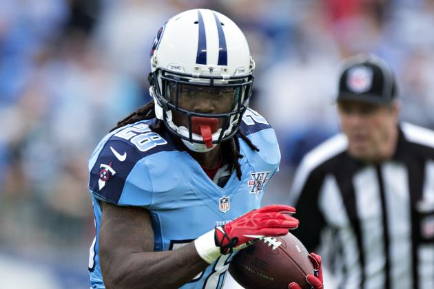 Chris Johnson Thinks He's Capable of 2,000 Yards This Year