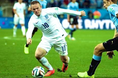 Wayne Rooney Apologises to England Fans for World Cup Exit