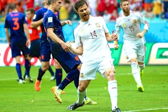 Spain Star Xabi Alonso Reportedly Set to Retire from International Football