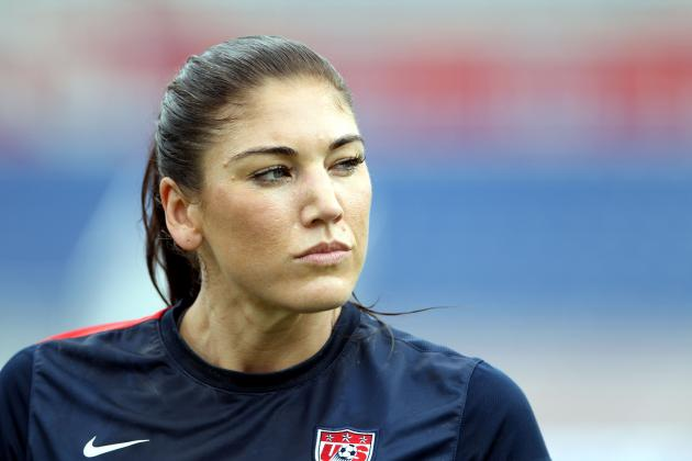Hope Solo Arrested on Domestic Violence Allegations