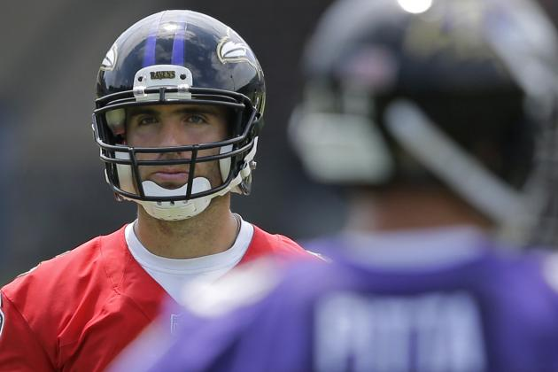 Flacco Plans to Stay Busy Before Training Camp