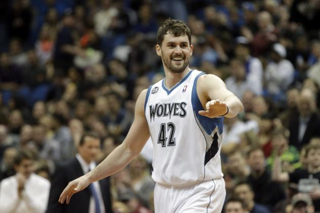 NBA Rumors: Updates on Kevin Love, Carmelo Anthony and Joel Embiid