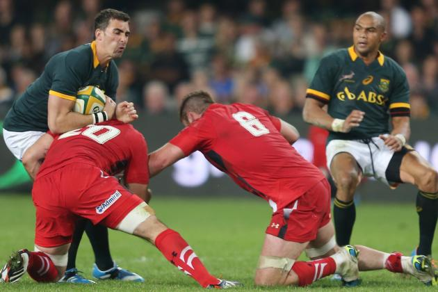 South Africa vs. Wales: 2nd Test Score, Recap and Post-Match Reaction