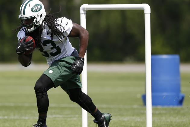 Can Chris Ivory Hold off Chris Johnson for New York Jets' Starting RB Gig?
