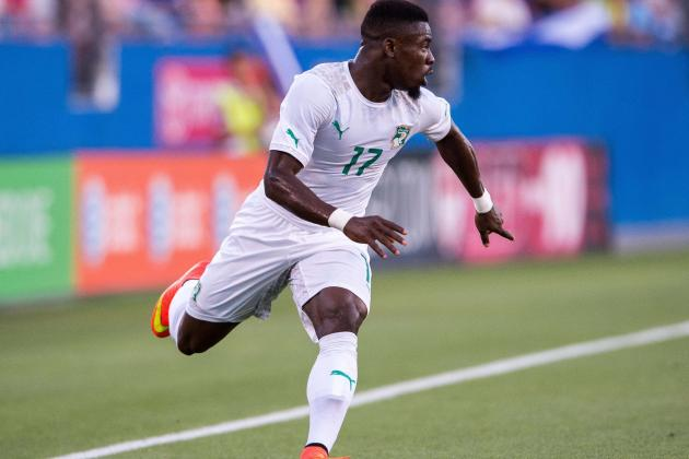 Arsenal Transfer News: Serge Aurier Is Perfect Player to Fill Hole at Right-Back