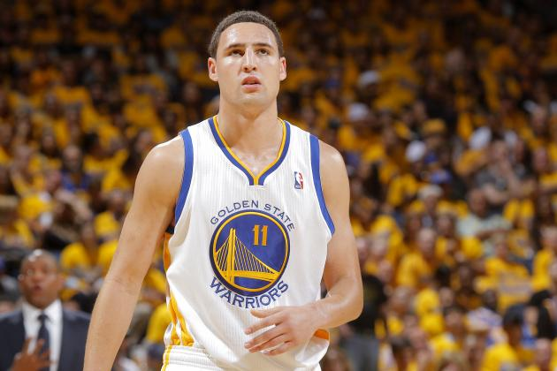Report: Kerr, West Against Trading Thompson