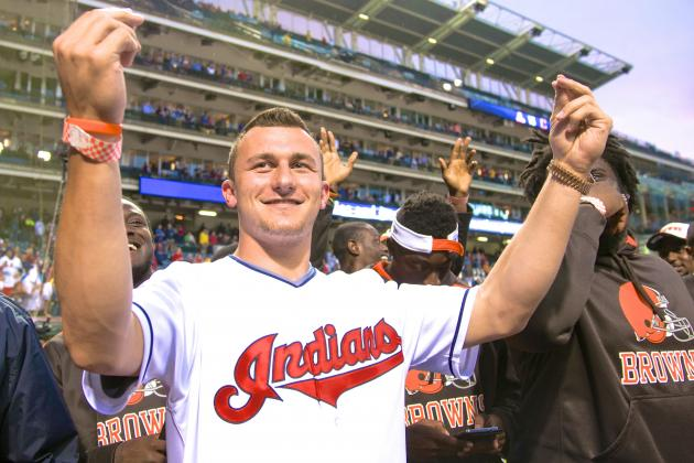 It Does Not Matter What Johnny Manziel Does in His Spare Time—Period