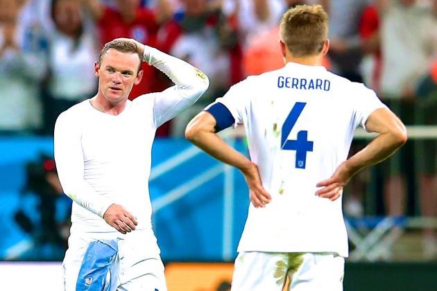 Collymore's World Cup Corner: England Embarrassment, Rooney, Gerrard, Costa Rica