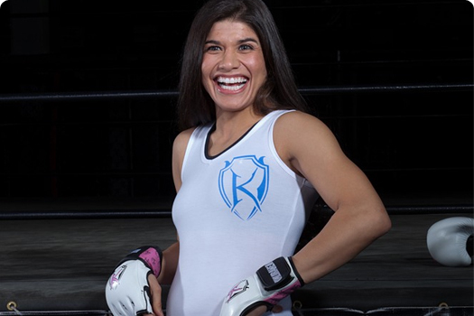 Jessica Aguilar: Punching Faces, Snapping Arms and Smiling All the Way