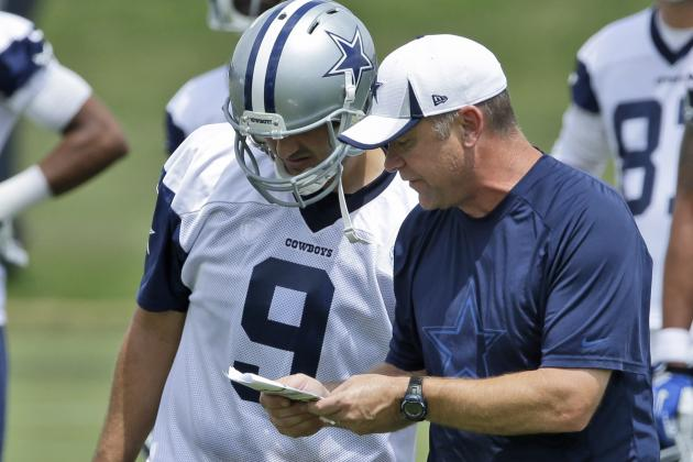 Scott Linehan Takes Firm Control of the Cowboys' Offense