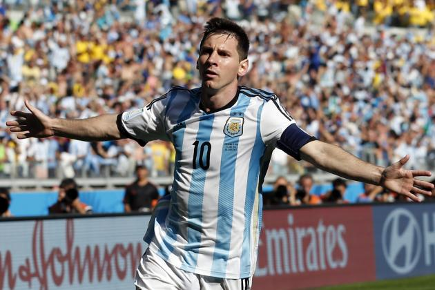 Twitter Reacts to Lionel Messi, Gonzalo Higuain's Performances vs. Iran