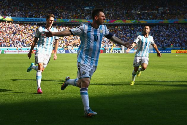 Argentina vs. Iran: Messi Wonderstrike Topples Stubborn Iranian Defensive Wall