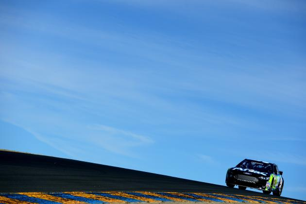 NASCAR at Sonoma 2014 Qualifying Results: Live Leaderboard Updates