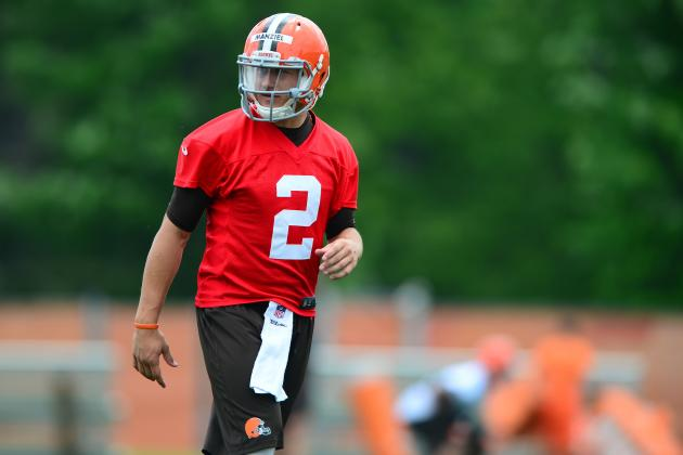 Johnny Manziel's Inability to Start Right Away Not a Result of off-Field Antics