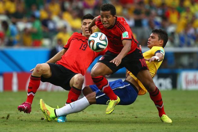 Mexico vs. Croatia: Form Guide, Live Stream and Prediction for 2014 World Cup