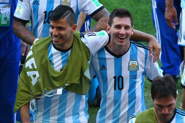Argentina vs. Iran: World Cup Group F Score, Grades and Post-Match Reaction