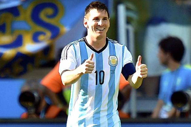 Lionel Messi Cannot Be Stuttering Argentina's Only World Cup Plan B