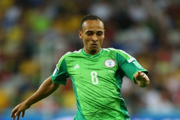 Nigeria vs. Bosnia and Herzegovina: Live Player Ratings