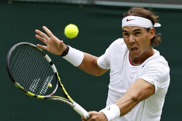 Rafael Nadal Will Struggle in London After Receiving Tough Draw at Wimbledon