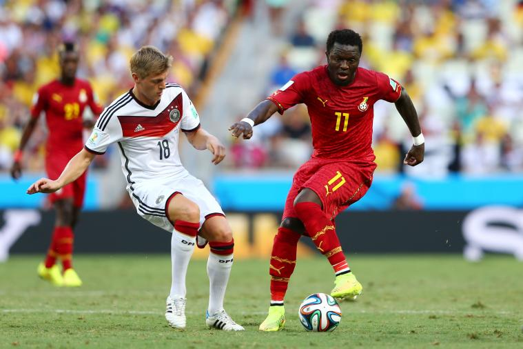 Germany vs. Ghana: Goals and Highlights from Group G Match