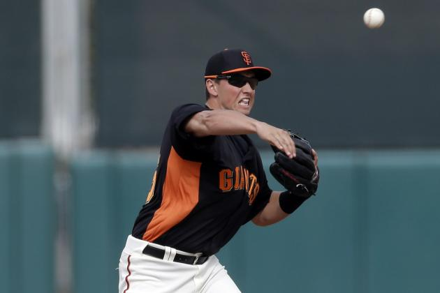 Joe Panik Gets Called Up: What Giants Fans Can Expect from the Second Baseman