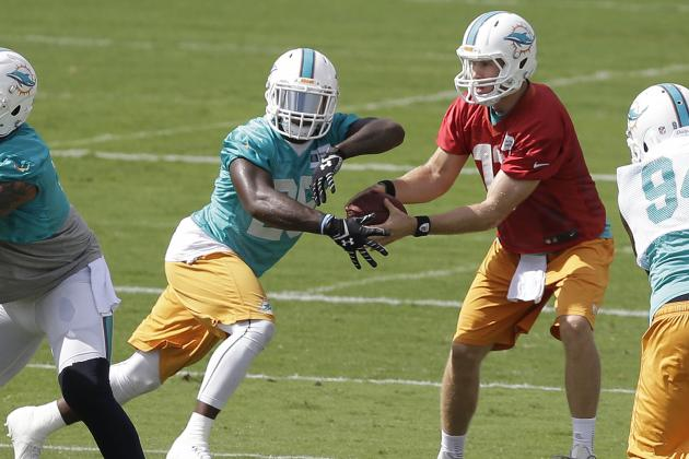 Expect Big Things from Lamar Miller in 2014