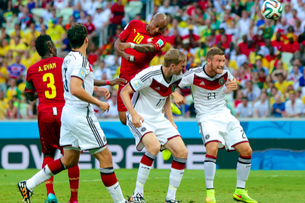 Germany vs. Ghana: World Cup Group G Score, Grades and Post-Match Reaction