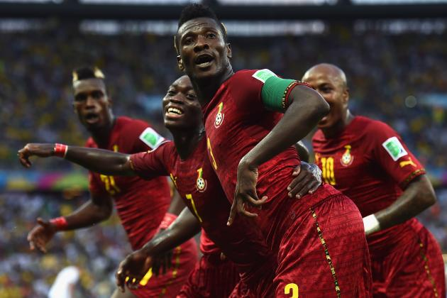 Germany vs. Ghana: Klose Saves Germany as Ghana Excel on the Counterattack