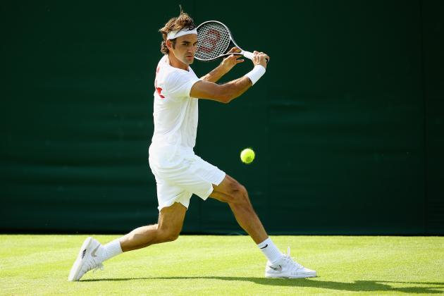 Roger Federer's Dominance in Gerry Weber Open Bodes Well for Deep Wimbledon Run