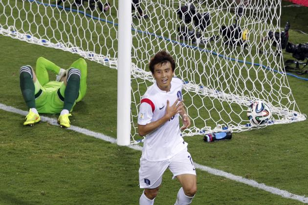 South Korea vs Algeria: Date, Time, Live Stream, TV Info, 2014 World Cup Preview